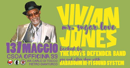 vivian jones - c.s.o.a. Officina 99